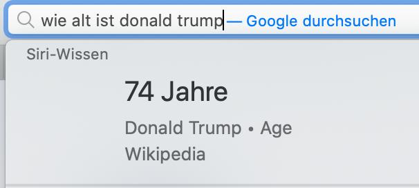 Suchergebnis ohne Text