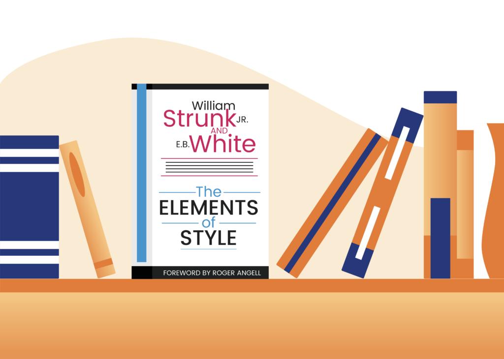 Cover von The Elements of Style von Strunk und White